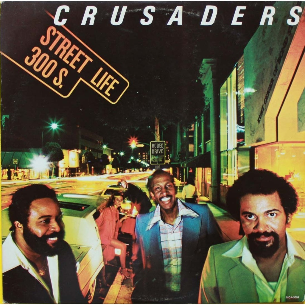 Crusaders Street Life Special Full Length US Disco Mix