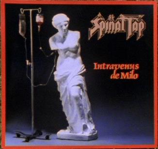 Intravenus de Milo Spinal Tap album