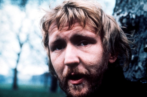 Harry Nilsson, portrait, London, December 1972. (Photo by Michael Putland/Getty Images)