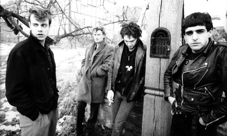 Killing Joke in 1980